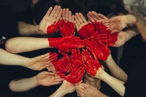 Bennet Hands Red Heart Image